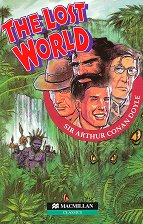 Macmillan Guided Readers - Elementary: The Lost World -