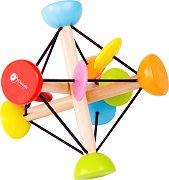 Вълшебна топка - Дървена играчка - продукт