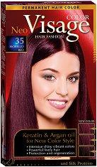 Visage Hair Fashion Permanent Hair Color - боя