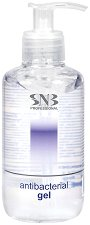 SNB Antibacterial Gel - Дезинфектиращ гел за ръце - крем