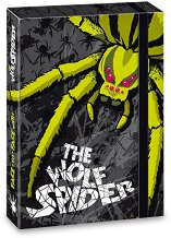 Кутия с ластик - The Wolf Spider