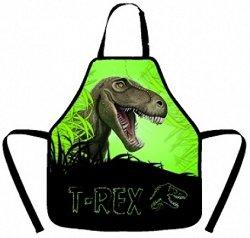 Детска престилка за рисуване - T-Rex