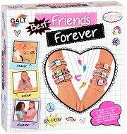 Създай сама - Гривни на приятелството - играчка