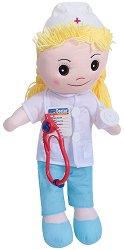Кукла - Доктор - Интерактивна говореща и пееща играчка с аксесоари - играчка