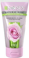 Nature of Agiva Roses Face Wash Gel - крем