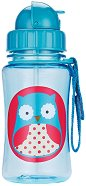 """Неразливаща се чаша - Бухалче: 350 ml - За бебета над 12 месеца от серията """"Zoo"""" - продукт"""