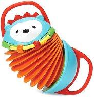 """Акордеон - Таралежче - Детски музикален инструмент от серията """"Zoo"""" -"""