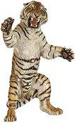 """Изправен тигър - Фигура от серията """"Диви животни"""" -"""