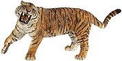 """Ревящ тигър - Фигура от серията """"Диви животни"""" -"""