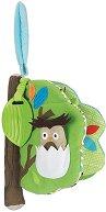 Горски приятели - книжка за закачане - Бебешка играчка за детска количка и легло - играчка