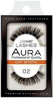 Aura Power Lashes Cat Mystic 02 - балсам