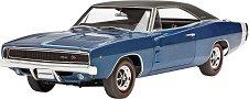 Автомобил - Dodge Charger R/T 1968 - макет