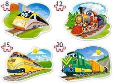 Забавни влакове -