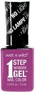 Wet'n'Wild 1 Step WonderGel Nail Color - Гел лак за нокти без печене - лак