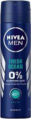Nivea Men Fresh Ocean Deodorant - Дезодорант за мъже - продукт