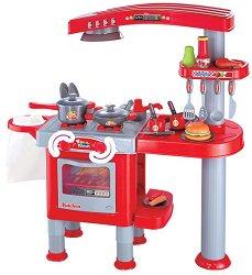 Детска кухня - Your Kitchen - Комплект с аксесоари -
