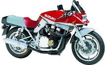 Мотор - Suzuki GSX1100S Katana - Сглобяем модел -