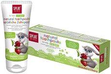 "Splat Kids Bio-Active Toothpaste Strawberry-Cherry - Детска паста за зъби с вкус на ягода и череша от серията ""Kids"" -"