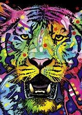 """Тигър - Колекция """"Jolly Pets"""" - пъзел"""