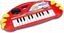 Електронно пиано с 22 клавиша - Детски музикален инструмент -
