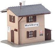 ЖП сигнална кула - Waldburg - Сглобяем модел -