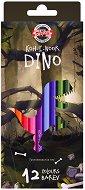 Цветни моливи - Dino
