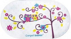 Подложка за баня - Owls - Размер 69 x 38 cm -