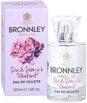 Bronnley Pink Peony & Rhubarb EDT - Дамски парфюм -