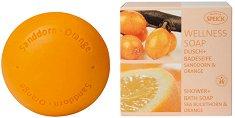 Speick Wellness Soap Sea Buckthorn & Orange -