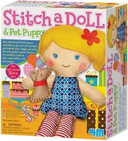 Уший сама - Кукла с куче - басейн
