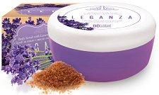 Leganza Anti Stress Lavander Oil & Yoghurt Body Scrub - крем