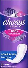 Always Dailies Extra Protect Long Plus - ролон