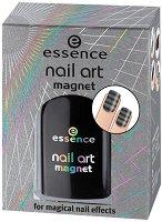 """Essence Nail Art Magnet - Магнит за лак за нокти от серията """"Nail Art"""" - продукт"""