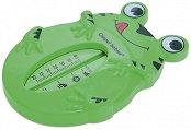 Термометър за баня - Жаба -