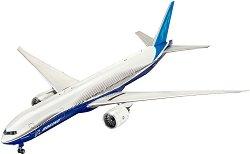 Пътнически самолет - Boeing 777-300ER - Сглобяем авиомодел - макет