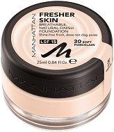 Manhattan Fresher Skin Make Up - SPF 15 - крем