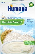 Инстантна млечна каша - Ориз - Опаковка от 200 g за бебета над 4 месеца -