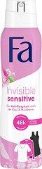Fa Invisible Sensitive Anti-Perspirant - червило