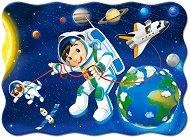 Разходка в космоса - пъзел