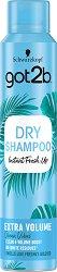 """Got2b Fresh It Up Dry Shampoo Volume - Сух шампоан за обем с аромат на тропически бриз от серията """"Fresh It Up"""" - пяна"""