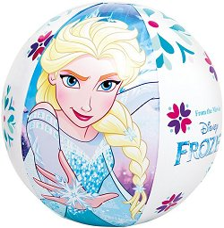 Надуваема топка - Замръзналото кралство - кукла