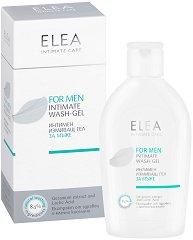 Еlea Intimate Care For Men Wash Gel - Интимен измиващ гел за мъже - крем