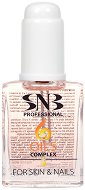 SNB 6 Oils Complex for Skin and Nails - Комплекс 6 масла за ръце и нокти - сапун