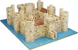 Замъкът Боудиъм - Сглобяем модел от тухлички - макет