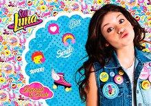 Подложка за бюро: Soy Luna