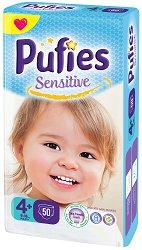 Pufies Sensitive 4+ Maxi - продукт
