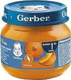 """Nestle Gerber - Пюре от тиква - Бурканче от 80 g от серията """"Моето първо"""" - пюре"""