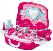 Козметично куфарче - количка