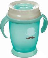 Преходна чаша с дръжки - Retro Baby: 250 ml - За бебета над 12 месеца - чаша