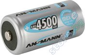 Батерия Baby C - Акумулаторна NiMH (HR14) 4500 mAh -